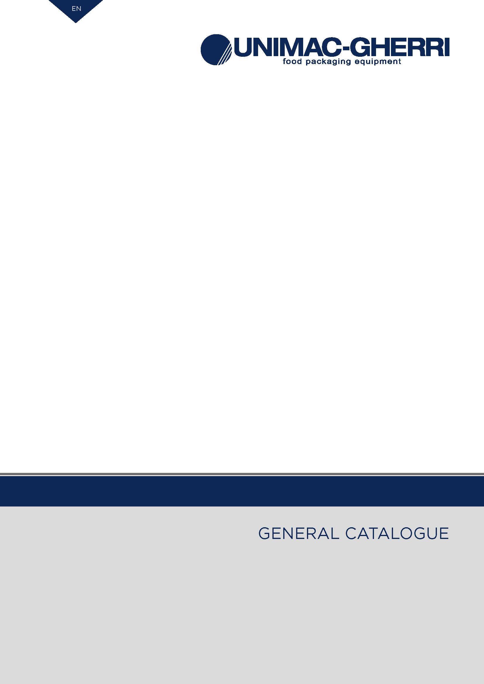 unimac gherri catalogue